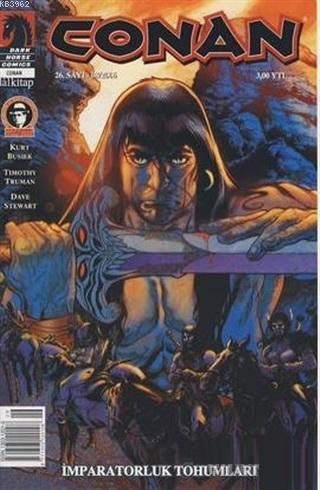 Conan Sayı: 26 İmparatorluk Tohumları
