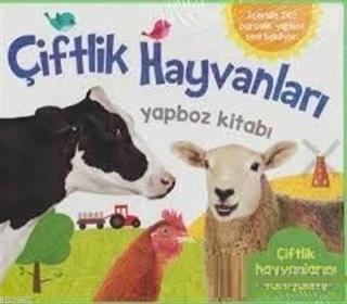 Çiftlik Hayvanlar; Yapboz Kitabı