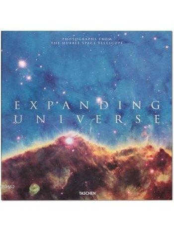Expanding Universe; Photographs from the Hubble Space Telescope