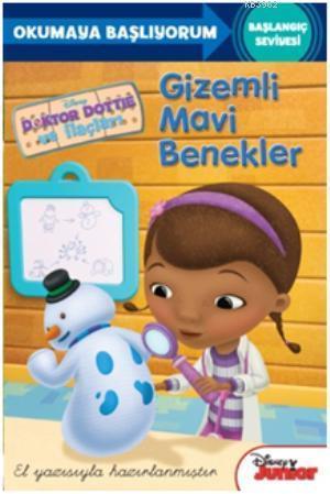 Doktor Dottie Gizemli Mavi Benekler - Okumaya Başlıyorum; Başlangıç Seviyesi, 6+ yaş