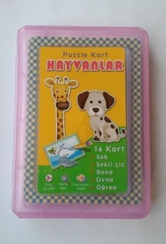 Puzzle Kart Hayvanlar