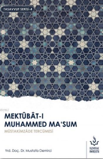 Mektubat-ı Muhammed Ma'sum
