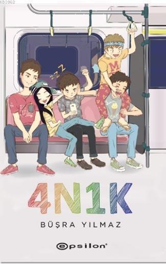 4N1K; (Ciltli)