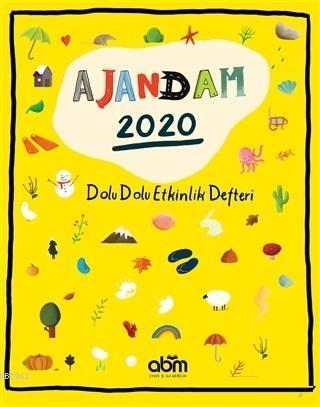Ajandam 2020 - Dolu Dolu Etkinlik Defteri