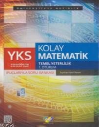 YKS Kolay Matematik İpuçlarlarıyla Soru Bankası; Temel Yeterlilik 1. Oturum