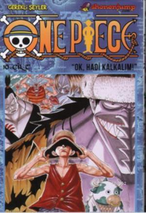 One Piece Cilt 10: