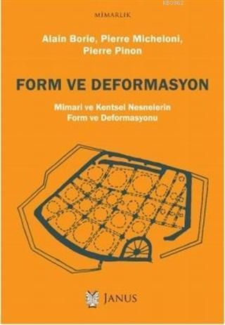 Form ve Deformasyon; Mimari ve Kentsel Nesnelerin Fanusorm ve Deformasyonu