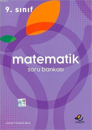Endemik Yayınları 9. Sınıf Matematik Soru Bankası Endemik