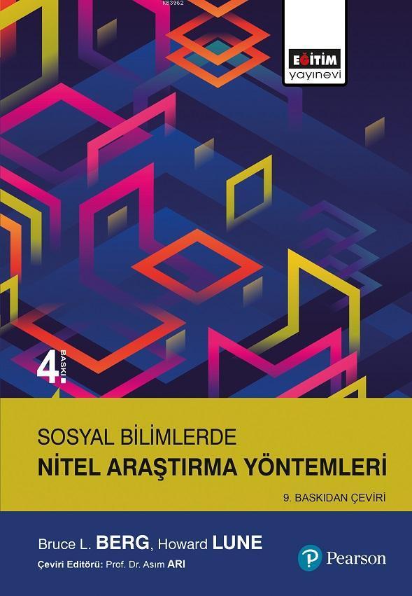 Sosyal Bilimlerde Nitel Araştırma Yöntemleri (9. Baskıdan Çeviri)