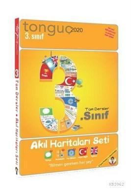 3. Sınıf Akıl Haritaları Seti