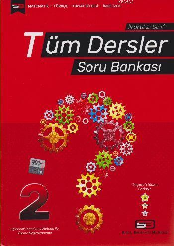 SBM Yayınları 2. Sınıf Tüm Dersler Soru Bankası SBM
