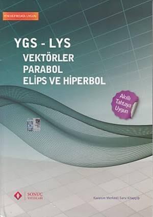 YGS - LYS Vektörler , Parabol ,Elips ve Hiperbol
