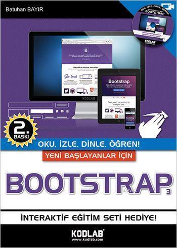 Bootstrap 3; Oku, İzle, Dinle, Öğren!