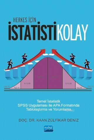 Herkes İçin İstatistikolay - Renkli Anlatım