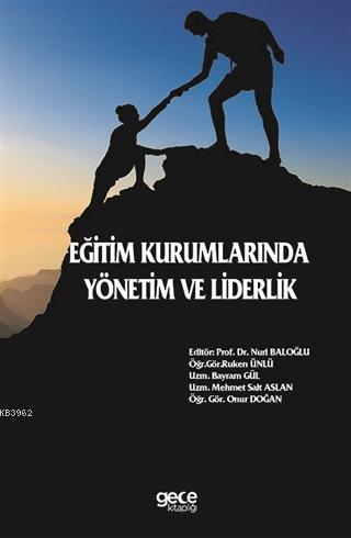 Eğitim Kurumlarında Yönetim ve Liderlik