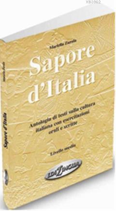 Sapore dItalia (İtalyanca orta seviye konuşma ve Yazma)
