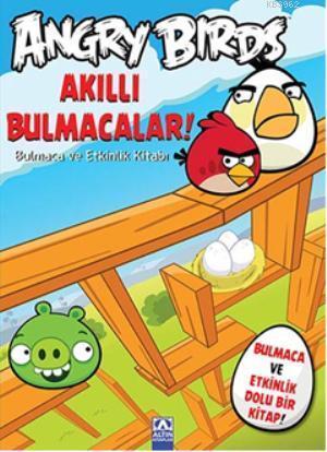 Angry Birds  Akıllı Bulmacalar!