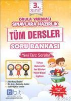 3.Sınıf Tüm Dersler Soru Bankası Okula Yardımcı Sınavlara Hazırlık