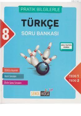 8. Sınıf TEOG Türkçe Soru Bankası