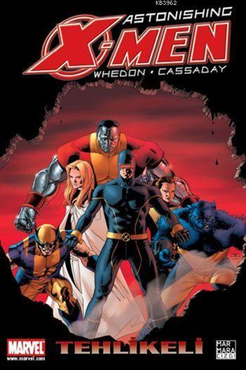 Astonishing X-Men 2: Tehlikeli
