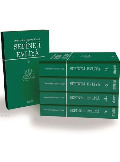 Sefine-i Evliya (5 Cilt)