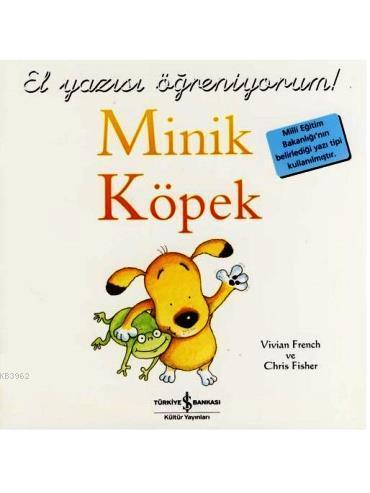 Minik Köpek; El Yazısı Öğreniyorum