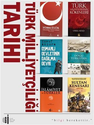 Türk Milliyetçiliği Tarihi (6 Kitap)