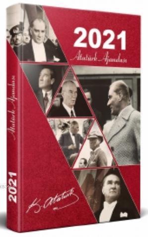 2021 Atatürk Ajandası - Kırmızı