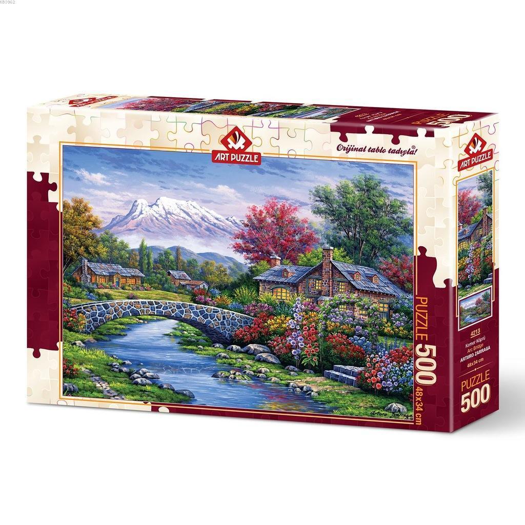 Art Puzzle 4213 Kemer Köprü 500 Parça