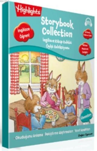 Storybook Collection - Elementary (5 Kitap Takım); İngilizce Kitap Kulübü Öykü Koleksiyonu