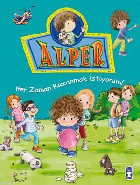 Alper - Her Zaman Kazanmak İstiyorum; +5 Yaş