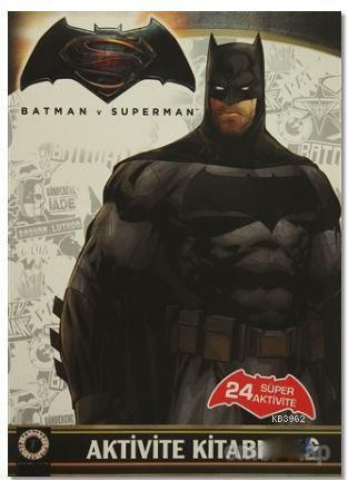 Batman v Superman - Aktivite Kitabı