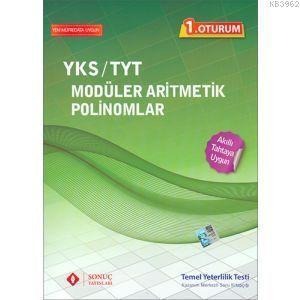 YKS 1.Oturum TYT Modüler Aritmetik Polinomlar