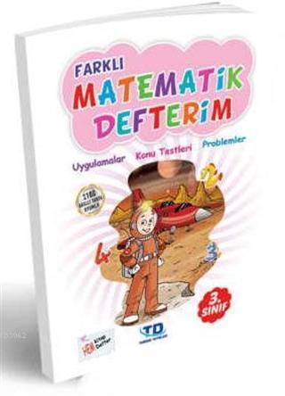 3. Sınıf Farklı Matematik Defterim