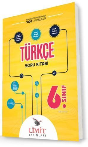 Limit Yayınları 6. Sınıf Türkçe Soru Kitabı Limit