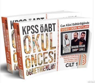ÖABT Okul Öncesi Öğretmenliği Video Ders Notları Benim Hocam Yayınları