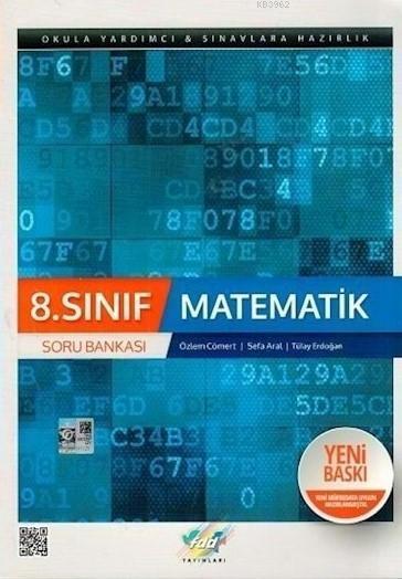 FDD Yayınları 8. Sınıf LGS Matematik Soru Bankası FDD
