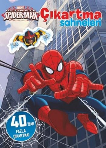 Marvel Ultimate Spider-Man Çıkartma Sahneleri