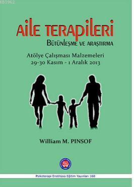 Aile Terapileri Bütünleşme ve Araştırma; Atölye Çalışması Malzemeleri 29-30 Kasım - 1 Aralık 2013