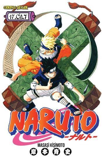 Naruto Cilt 17: İtaçi'nin Yetenekleri