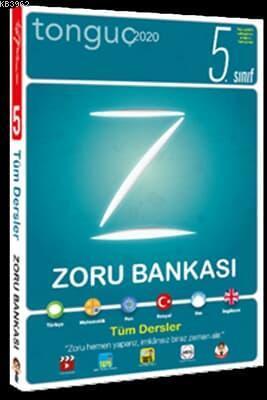 Tonguç - 5 .Sınıf Tüm Dersler   Zoru Bankası