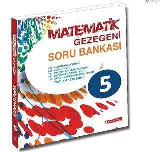 Matematik Gezegeni 5. Sınıf Kazanımlı Soru Bankası
