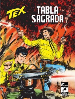 Tex Yeni 39: Tabla Sagrada / Lupe'nin Dönüşü