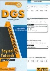 2018 DGS Matematik Çek Kopart Yaprak Test