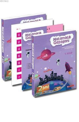 Matematik Gezegeni 2.Sınıf Seti - 3 Kitap Takım