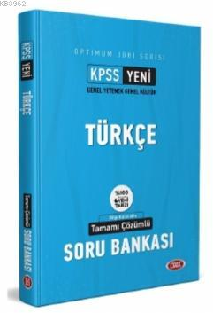 Kpss Optimum Juri Serisi Türkçe Çözümlü Soru Bankası