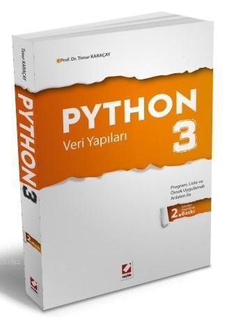 Phyton 3; Veri Yapıları