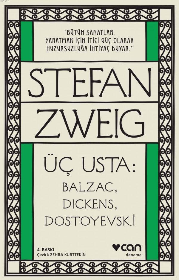 Üç Usta: Balzac, Dickens, Dostoyevski