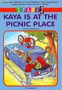 Kaya Is At The Picnic Place (5.sınıf 2.kitap)