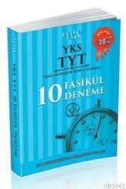 YKS TYT 10 Fasikül Deneme